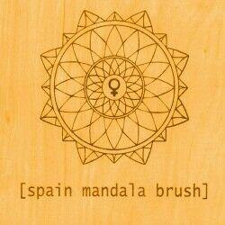 (CD) Spain ‎– Mandala Brush
