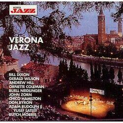 (CD) Various ‎– Verona Jazz