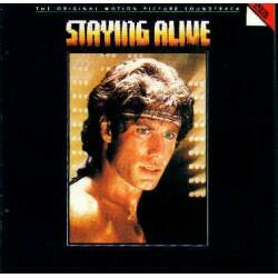 (CD) Various ‎– Staying...