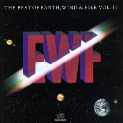 (CD) Earth, Wind & Fire ‎–...