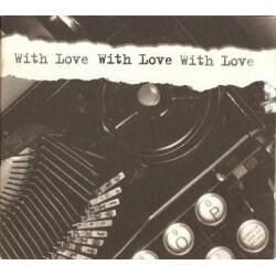 (CD) With Love – With Love