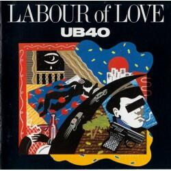 (CD) UB40 ‎– Labour Of Love