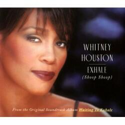 (CD) Whitney Houston ‎–...