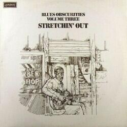 Various - Blues Obscurities...