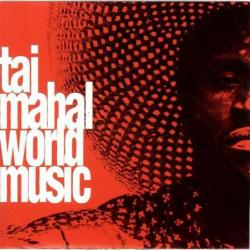 (CD) Taj Mahal - World Music