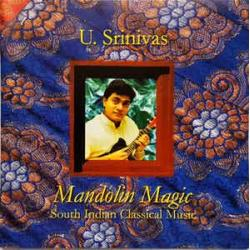 (CD) U. Srinivas - Mandolin...