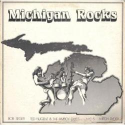 Various - Michigan Rocks