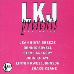 (CD) Various - LKJ presents