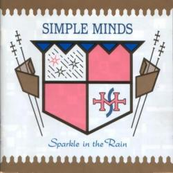 (CD) Simple Minds - Sparkle...