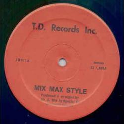 Mr.k - Mix Max Style  You...