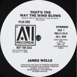 James Wells - That's The...