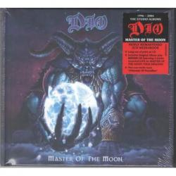 (CD) Dio -  Master Of The Moon
