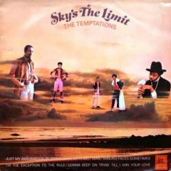 The Temptations - Sky's The...